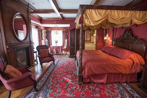tudor room gramercy mansion bed breakfast baltimore md