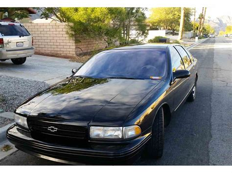 1994 1996 chevy impala ss for sale 1996 chevrolet impala ss for sale classiccars cc