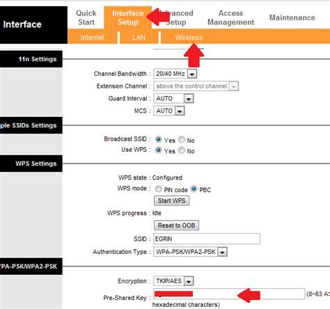 Langganan Wifi Speedy kang arya cara mengganti password wifi pada modem speedy