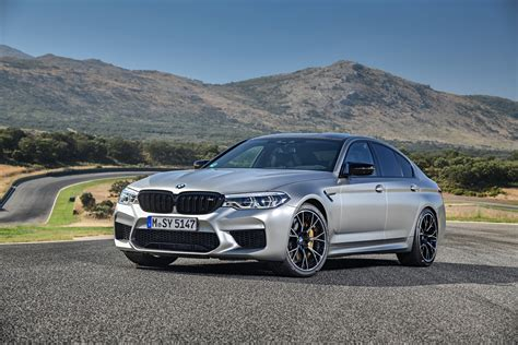the bmw m5 competition nuvo