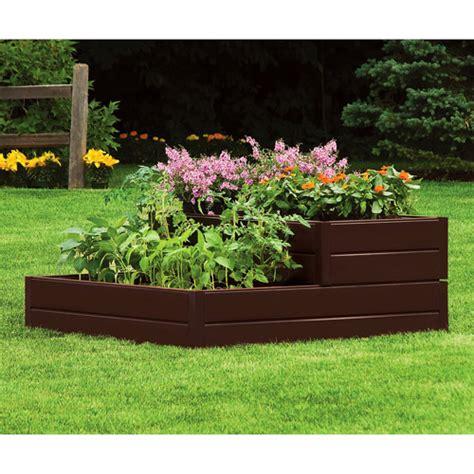 suncast tiered raised garden bed walmart - Tiered Raised Garden Bed