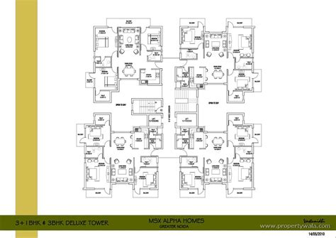 cluster home floor plans cluster home plans over 5000 house plans