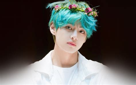 hs bts kpop taehyung boy  wallpaper