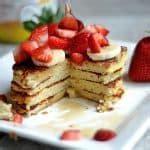 Strawberry St312 Omega 2 8inch strawberry coconut breakfast bake paleo whole30