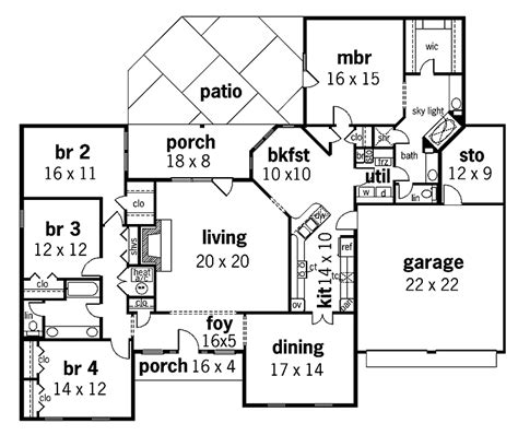 1 story luxury house plans one story luxury house plans