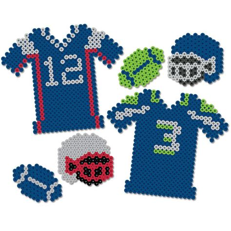 perler sports 1000 images about melty bead ideas on