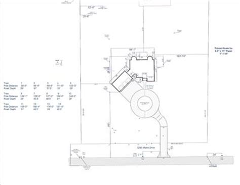 new construction and circular driveway