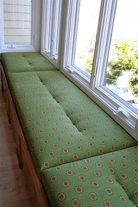 nohr interior design window seat custom cushions