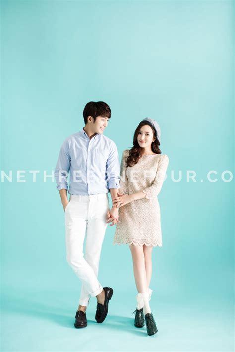 Casual Wedding Photoshoot korean wedding photos casual lumen studio onethreeonefour