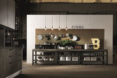 Metal Island Kitchen factory kitchen with island factory collection by aster
