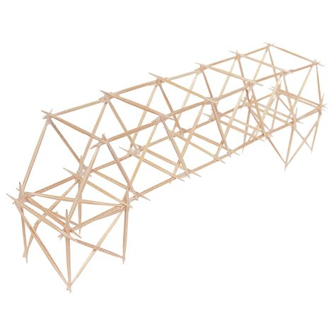 Toothpick House Plans Image Gallery Toothpick Bridges