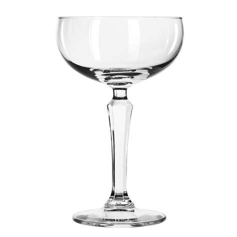 libbey barware libbey glassware 601602 8 1 4 oz speakeasy coupe glass