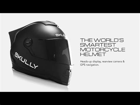 motorcycle helmet augmented reality skully ar 1 augmented reality motorcycle helmet iphoneness