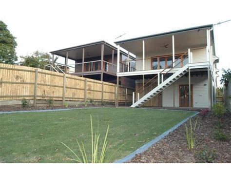 City Lights From Replica Queenslander Woolloongabba Id 475 Replica Queenslander House Plans