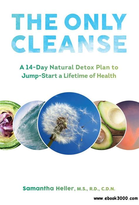 Designs For Health 14 Day Detox Guide by The Only Cleanse A 14 Day Detox Plan To Jump