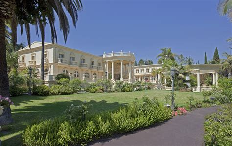 california möbel homes mansions bel air palace on the market for 22 500 000