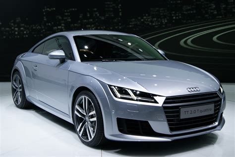 New Audi Tt Price by New Audi Tt News Price And Specs Pictures Evo