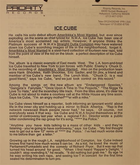 Album Review Outline by Hiphop Thegoldenera Album Review Cube Amerikkka S Most Wanted 1990