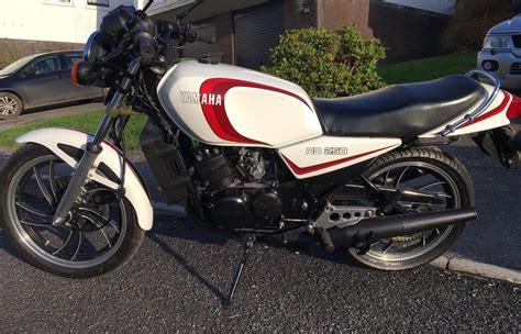 Yamaha Dt175mx 1981 Restored restored yamaha rd250lc 1981 photographs at classic bikes restored bikes restored