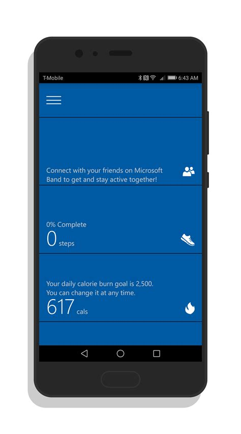 microsoft android microsoft band for android clintonfitch