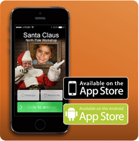 free personalized phone call from santa himself free