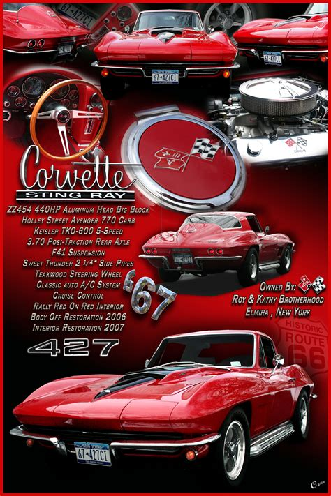 info show exles of your car show information boards corvetteforum chevrolet corvette