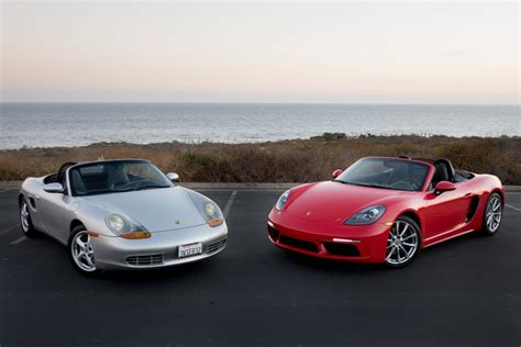 porsche boxster 1997 2017 the difference 2 decades makes news cars com porsche boxster 1997 2017 the difference 2 decades makes news cars com