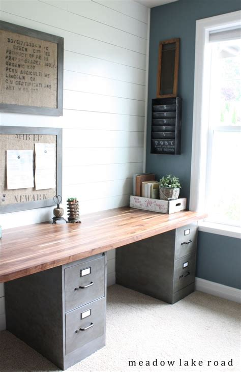 diy home office desk ideas at home design concept ideas