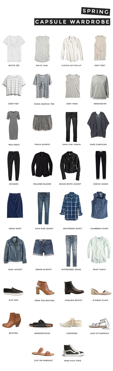 Creating A Capsule Wardrobe Tips by How To Create A Capsule Wardrobe The Everygirl