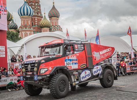 renault dakar renault sherpa dakar 2017 racing vehicles trucksplanet