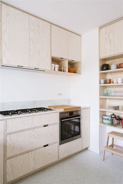 Kitchen Plywood Cabinets by Best 25 Plywood Cabinets Ideas On Plywood