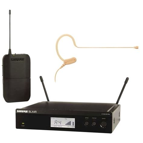 Mic Wireless Shure Blx6 Ksm9 shure blx14r mx153 wireless half rack headset system k14 headset systems store dj
