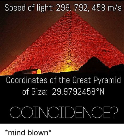 Speed Of Light Pyramid by Giza Memes Of 2017 On Me Me Tunnels