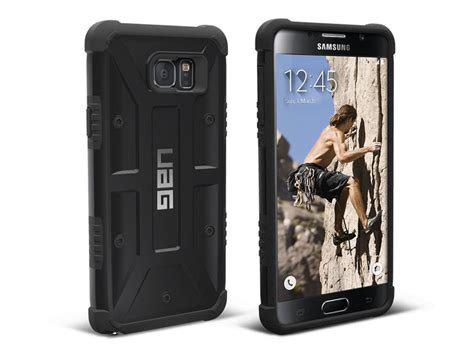 Uag Casing Samsung Galaxy Note 5 Armor Gear Back Cover top 5 heavy duty cases for samsung galaxy note 5 android