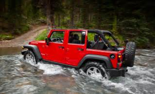 2011 Jeep Wrangler Unlimited Rubicon Car And Driver