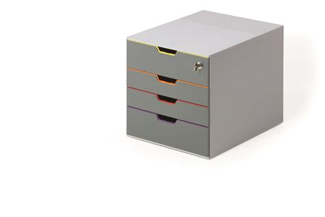 desktop storage drawers uk durable varicolor plastic desktop drawer set stackable 5