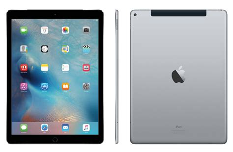 Apple Pro 129 Wifi Cellular Lte 128gb apple pro 128gb 12 9 wi fi 4g lte dual icloud 8mp tablet