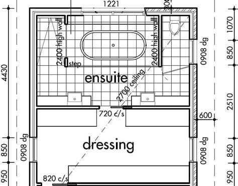 ensuite bathroom floor plans pin by caz warren on en suite pinterest
