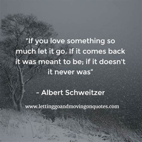 go to him quotes about letting go of someone you but can t