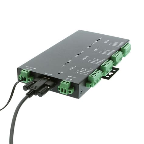 usb industrial usb 2 to industrial 4 port rs232 422 485 serial tb adapter
