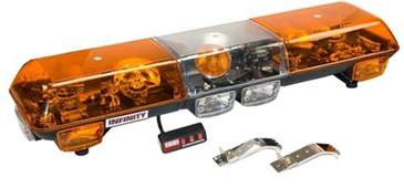 Car Lighting Bars Wolo Removable Roof Mount Halogen Light Bar Tow Truck Suv