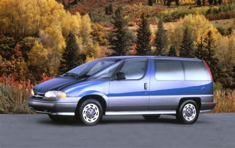 chevy minivan 1995 chevrolet lumina minivan information and photos
