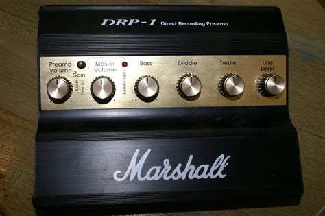 li transistor marshall photo marshall drp 1 marshall drp 1 45854 179327 audiofanzine