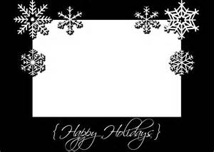 Black And White Card Template by 8 Best Images Of Printable Cards Black And White
