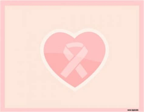 Breast Cancer Powerpoint Template Breast Cancer Ppt Template Free