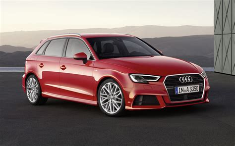 audi 3 sport 2016 audi a3 s3 facelift revealed increased tech s3