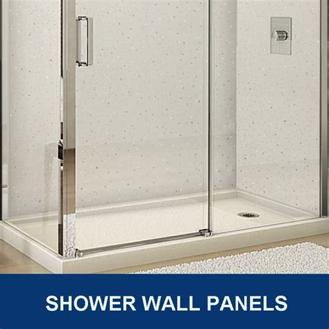 Shower Wall Board by Shower Cubicles The Bathroom Marquee