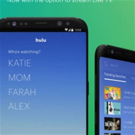 hulu app android hulu introduces live tv service alongside redesigned look talkandroid