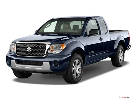 suzuki pickup 2011 suzuki equator prices reviews and pictures u s
