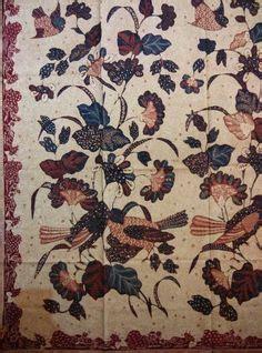 Dress Vintage Motif Print Burung batik artists http www 123independenceday